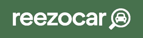Reezocar white logo