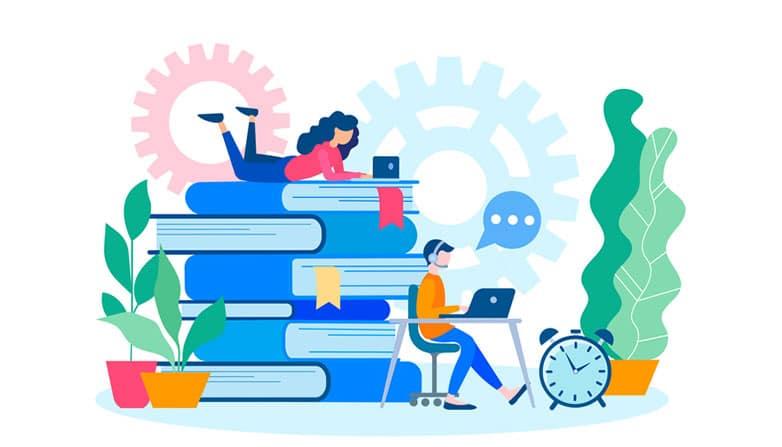 Learning Center Livre Blanc – Content Marketing