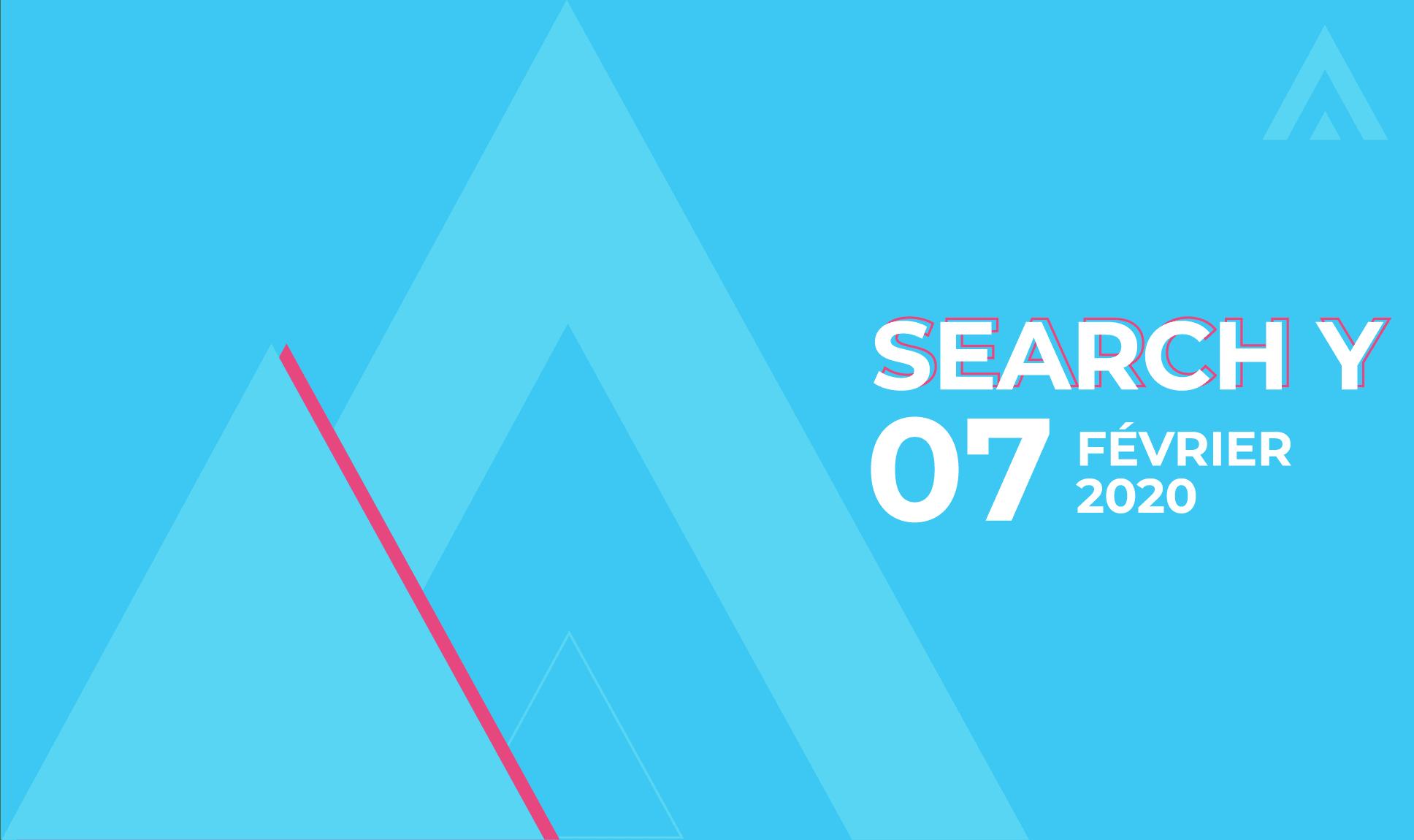 SEO Search Y Paris 2020 : notre conférence Content Marketing /SEO