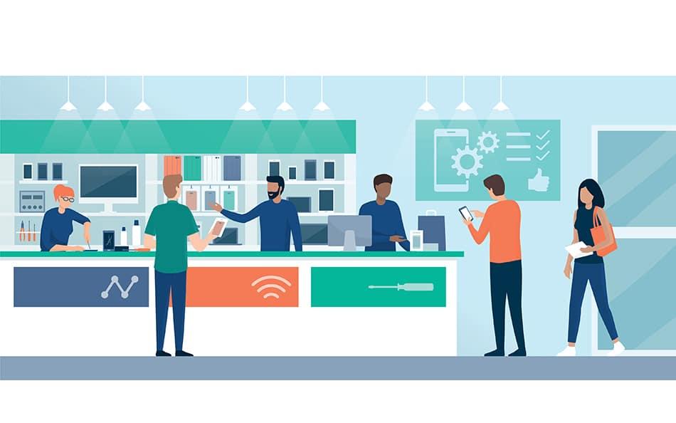 28% des entreprises du CAC 40 ne sont pas Mobile Friendly