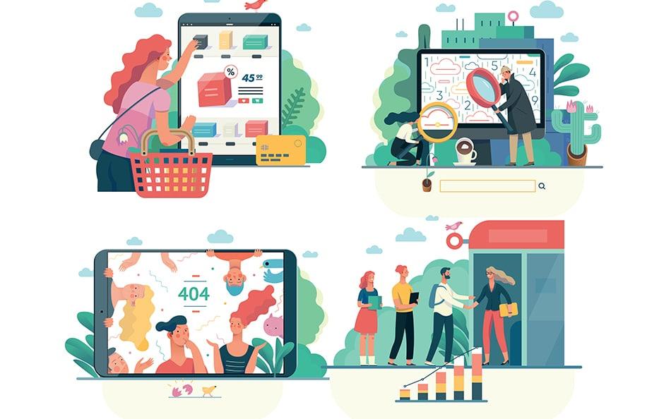 Taux de conversion e-commerce : les tendances 2021