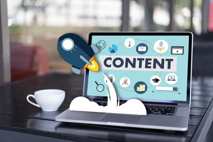 Synergie SEO et Content marketing