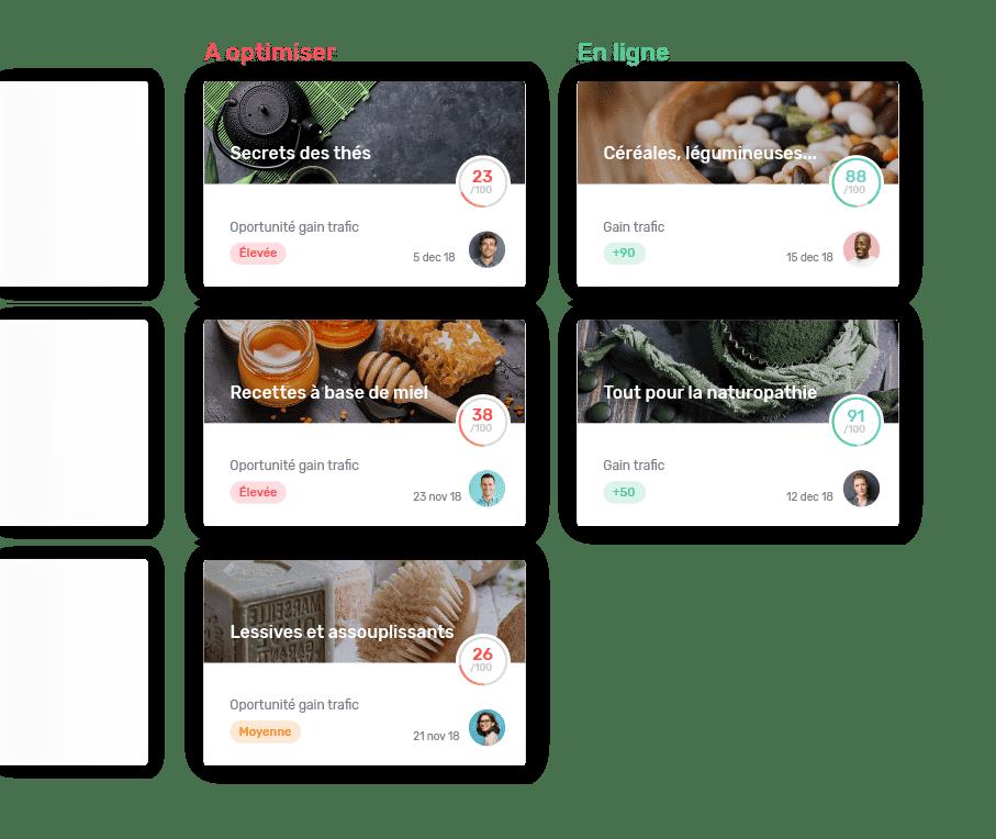 Semji Interface