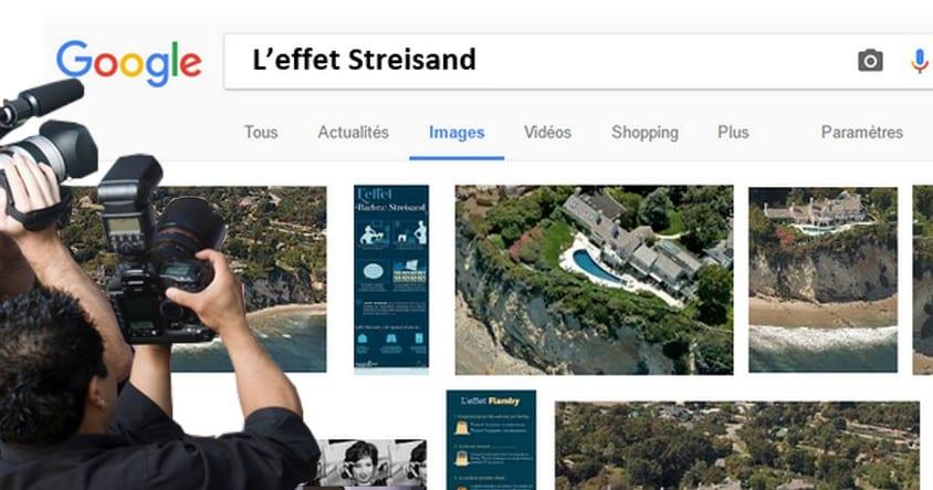 Effet Streisand