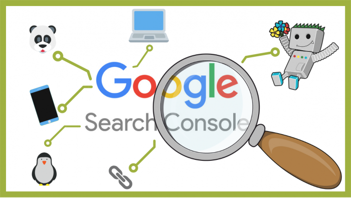 Google Search Console et ses analyses SEO