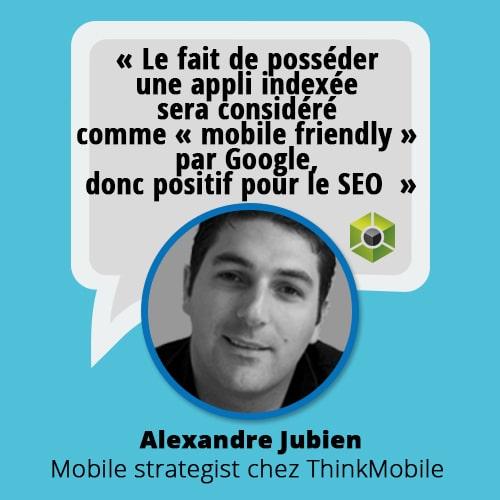 alexandre jubien 1 Référencement des apps iOS dans Google