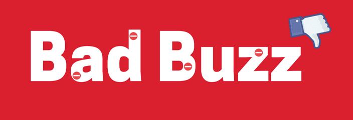 bad buzz definition