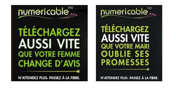 badbuzz intentionnel numericable