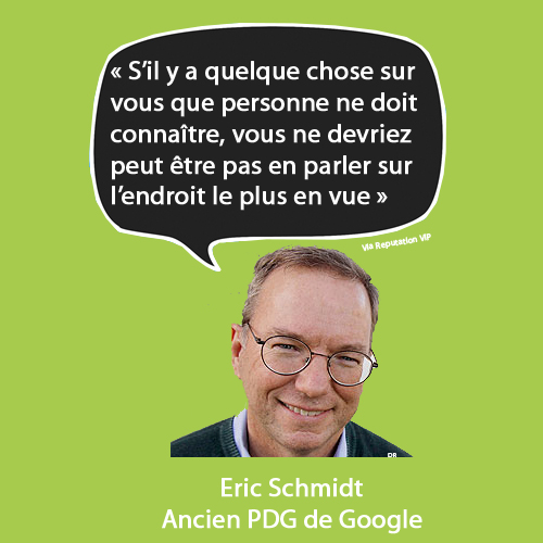 citation réputation internet schmidt