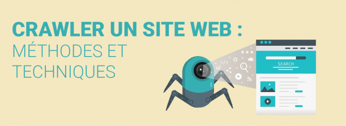 Crawler site web