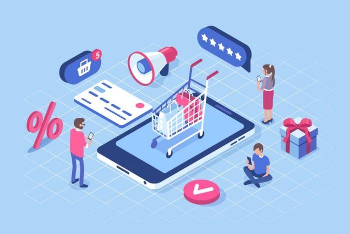 e-commerce taux de conversion