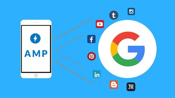 Google AMP format de sites web pour mobile