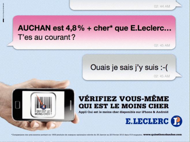 Leclerc communication