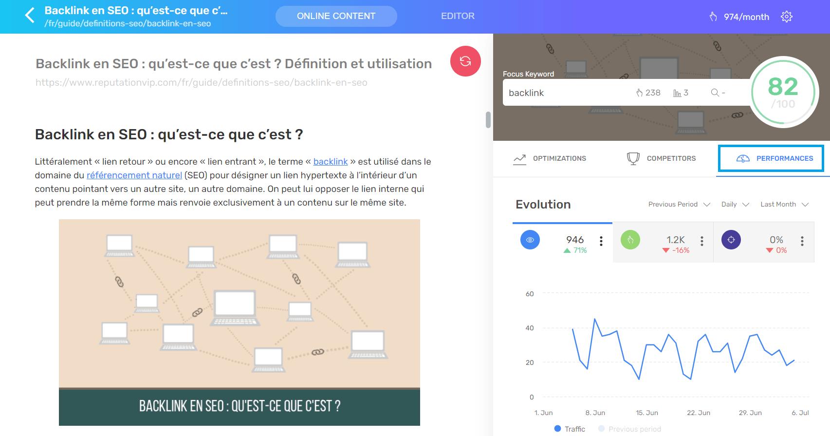 perf-google analytics-draft