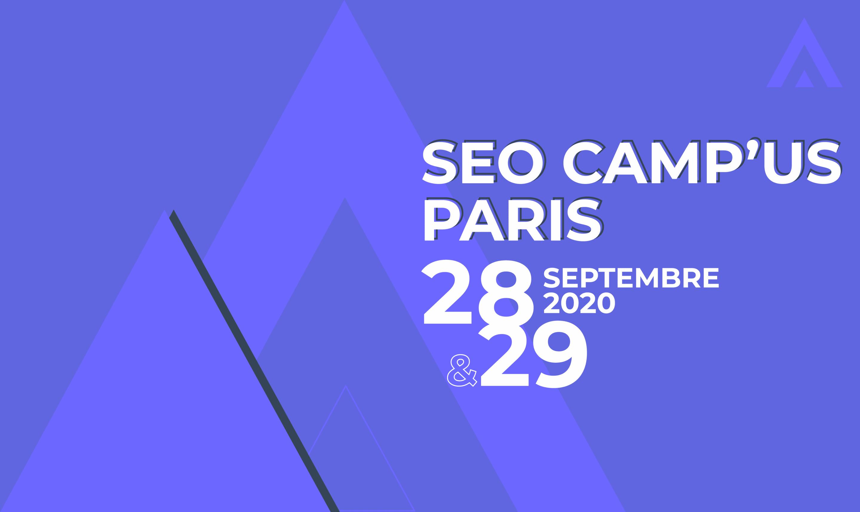 SEO Camp'US Paris 2020