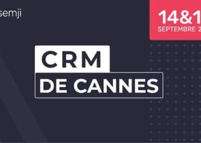 C.R.M. Meetings de Cannes : Comment définir une stratégie de contenu visant à être leader SEO ?