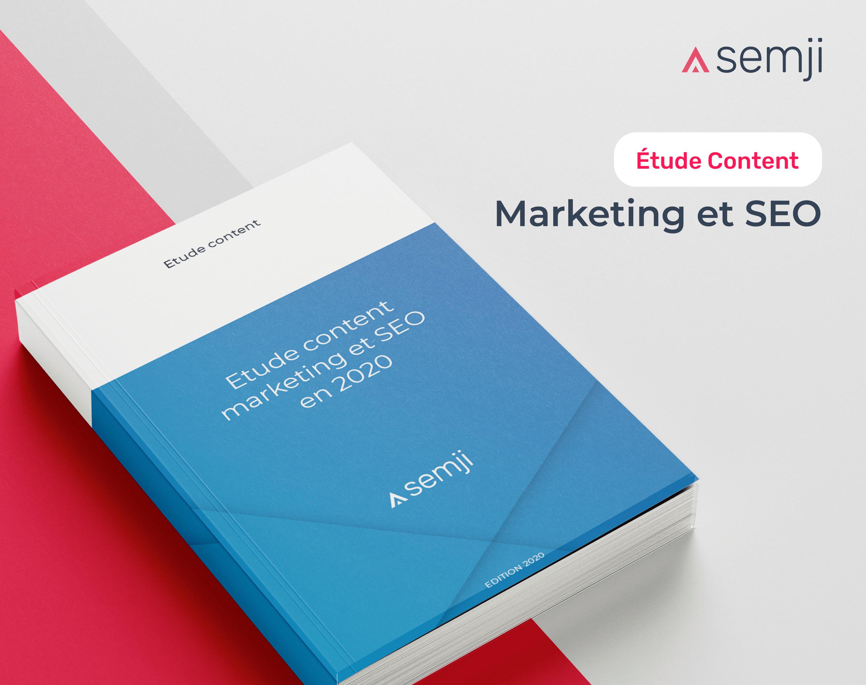 Etude Content Marketing et SEO en 2020