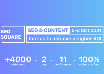 SEO Square #3 : Tactics to achieve a higher ROI